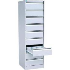Металлический картотечный шкаф ШК-8(A6)