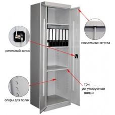 Металлический архивный шкаф ШХА-900