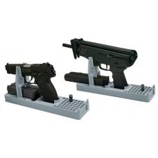 Универсальная подставка под пистолеты и пистолеты-пулеметы