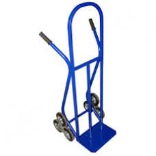 Двухколесная тележка КГЛ 200 (колеса лестничные D160 мм)