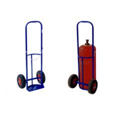 Двухколесная тележка ПР 1 (колеса литые)