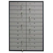 Металлический депозитный шкаф DB-24S