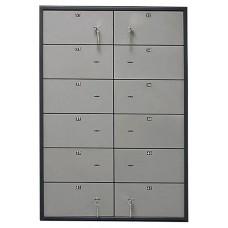 Металлический депозитный шкаф DB-12