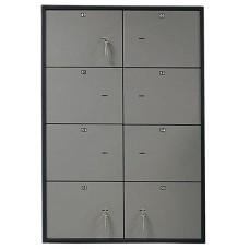 Металлический депозитный шкаф DB-8S