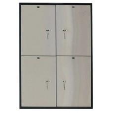 Металлический депозитный шкаф DB-4S