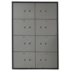 Металлический депозитный шкаф DB-8S.DGL