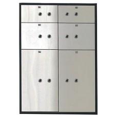 Металлический депозитный шкаф DB-6/3S.DGL