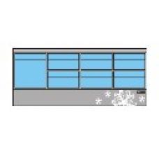Стол холодильный NC7-1D6B