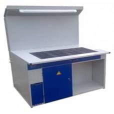 Стол производственный сварщика СПС 1 (без вытяжки)