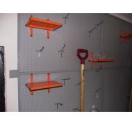 Навесные системы хранения для гаража