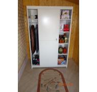 Шкафы-купе для гаражей