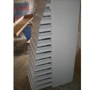 Металлические шкафы для гаражей