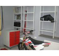 Тумбы с ящиками для гаража