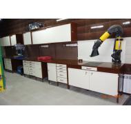 Металлические верстаки для гаража