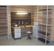 Оборудование и металлическая мебель для гаража