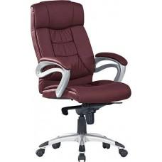 Кресло офисное George Burgundy