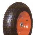 Колеса для тележек пневматические PR-3018