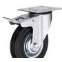 Промышленные колеса для тележек в Москве